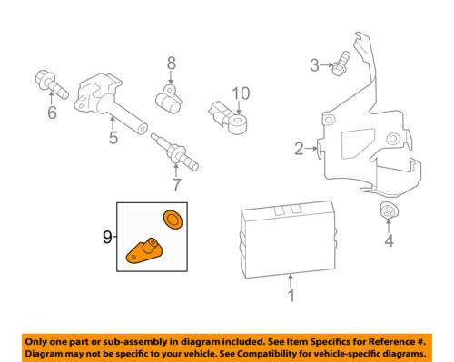 For Engine Camshaft Position Sensor for XV Crosstrek WRX Impreza Forester