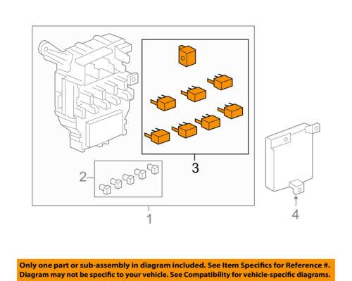2002 honda accord fuel pump wiring diagram free picture honda oem fuel pump relay 39794sda004 ebay  honda oem fuel pump relay 39794sda004