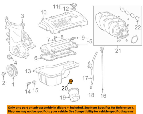toyota celica engine diagram toyota oem 00 05 celica engine parts oil filter union 9090404002 2003 toyota celica engine diagram toyota oem 00 05 celica engine parts