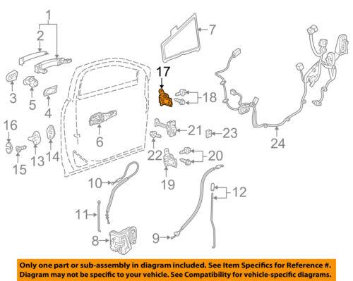 GM Oem Door Hinge Lower 13583618 Ebay. 17 On Diagram Onlygenuine Oe Factory Original Item. GM. GMC 228 Engine Diagram At Scoala.co