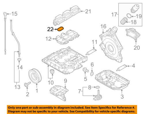 #22 on diagram only-genuine oe factory original item