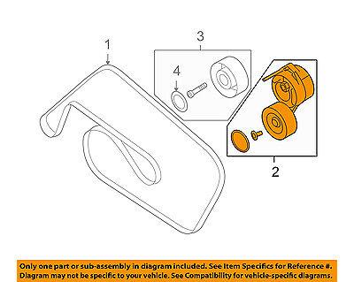 AUDI OEM 05-11 A6 Quattro-Serpentine Fan Belt Tensioner 06E903133Q