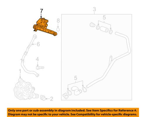 GM OEM A.i.r. System-Check Valve 12623091