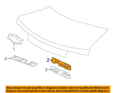Chevrolet GM OEM 10-15 Camaro Exterior-Drip Molding Right 22903160