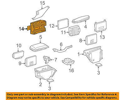 MERCEDES OEM 01-02 CL500 Electrical-Module 0315451132