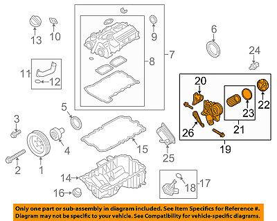 BMW OEM 11-17 X3-Filter Adapter 11428683206