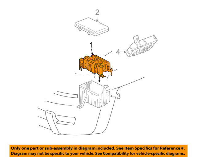 $_58 toyota tacoma 1996 to 2015 fuse box diagram yotatech on headlight Air Bags for Trucks at suagrazia.org
