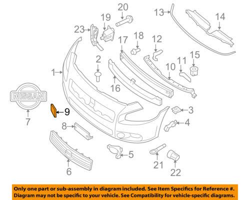 #9 on diagram only-genuine oe factory original item