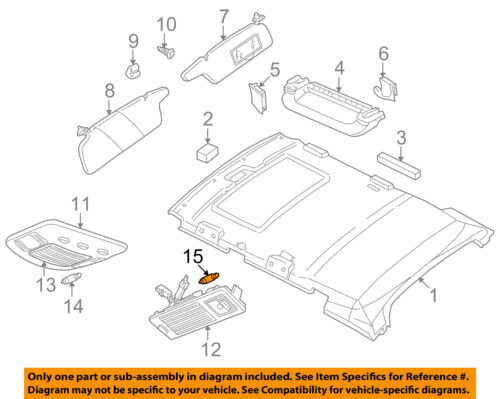 Details about LAND ROVER OEM 95-99 Discovery-Exterior Bulb RTC3633 on
