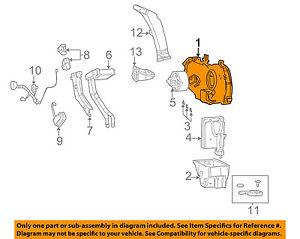 Evaporator Core Ebay. GM Oemac Evaporator Core Case 88891577. Chevrolet. 2002 Chevy Tahoe Parts Diagram Condenser At Scoala.co
