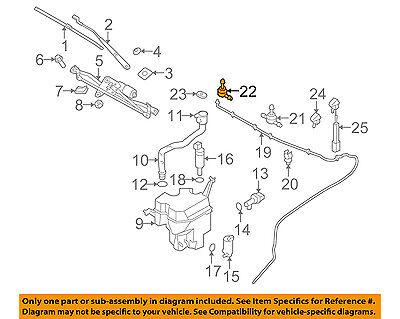 100kW Bilstein B4 Rear Shock Absorber for Hyundai I40 CW VF 1.7 CRDi 07//11/>