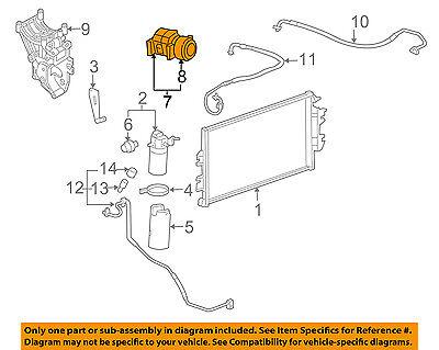 GM OEM-A/c Compressor 84208258