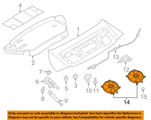 Porsche 911 991 981 Carrera Engine Fan 99162405005