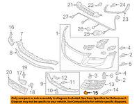 AUDI OEM 08-12 R8 Splash Shield Under Engine-Front-Rear Cover 420825205B