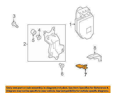Scion TOYOTA OEM 08-10 xB ABS Anti-lock Brakes-Yaw Rate Sensor 8918012080
