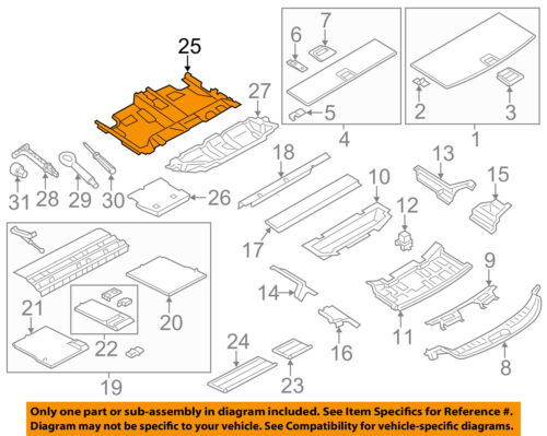Bmw Oem 14 17 535i Gt Interior Rear Front Carpet