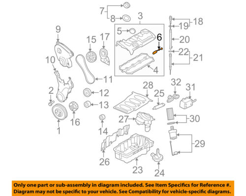 2006 Vw Jetta Parts Diagram