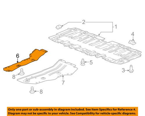 Chevrolet GM OEM 16-18 Cruze Splash Shields-Splash Shield Right 39026302