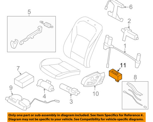 details about bmw oem 11 16 x3 seat heater heated seat switch 61319384805 VW Heated Seat Wiring Diagram
