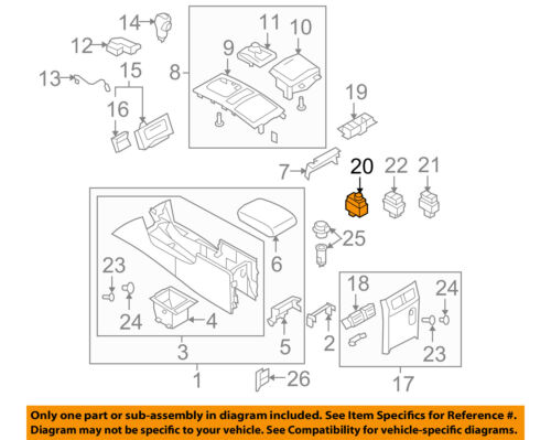 infiniti nissan oem 09 10 g37 seat heater heated seat. Black Bedroom Furniture Sets. Home Design Ideas