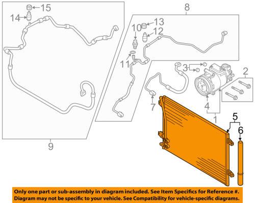 VioletLisa Air Conditioning AC A//C Compressor and Clutch Compatible with 335i 435i 535i 640i 740Li 740i GT xDrive Gran Coupe X5 X6 3.0L l6 4.4L V8 6.0L V12