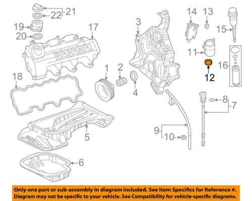 For 1998 Mercedes-Benz ML320 V6 3.2L Ignition Coil GSXF