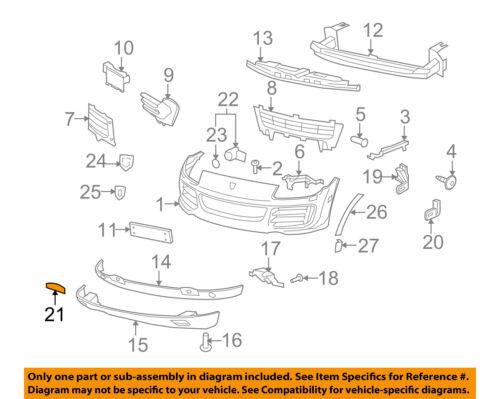 PORSCHE OEM Cayenne Front Bumper-Tow Hook Eye Cover Cap Right 95550515610G2X