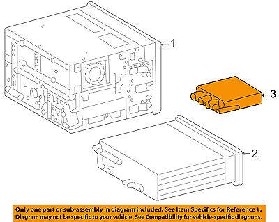 MERCEDES OEM 98-99 ML320 GPS Navigation System-Amplifier 1638201289 for sale  Lake Mary