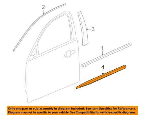 GM OEM Front Door-Rod Clip 16643104