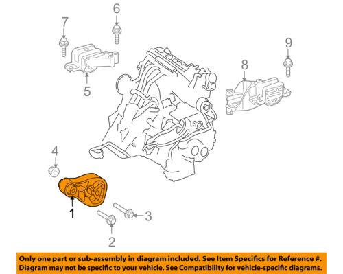 SMART OEM 08-15 Fortwo-Engine Motor Mount Torque Strut 4512400109
