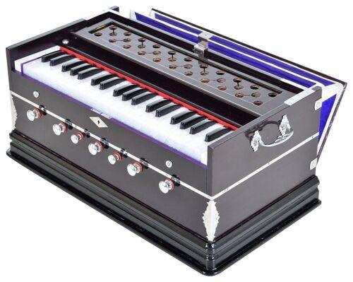 Harmonium 7 Stopper Double Bellow 39 Key 440Hz Long Sustain Sound Export Quality