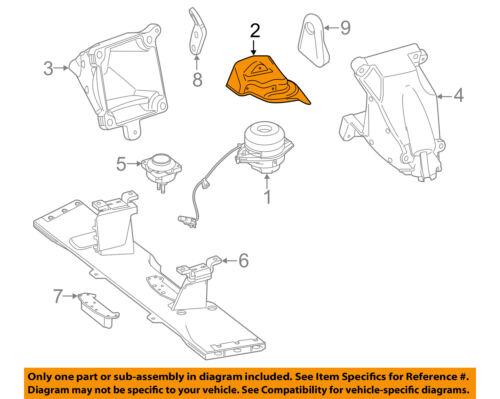 Mercedes MERCEDES-BENZ OEM Engine Motor Transmission-Heat Shield Left 1662411934