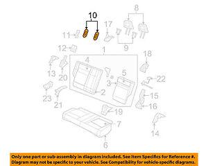 CHRYSLER-OEM-Rear-Seat-Bezel-WT35DK2AA
