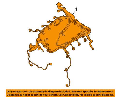 Porsche Oemengine Control Module Ecm Pcu Pcm Wiring Harness Rhebay: Porsche Pcm Wiring Diagram 1 At Gmaili.net