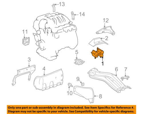 Mercedes MERCEDES-BENZ OEM SL500-Engine Motor Mount Torque Strut 2302400017