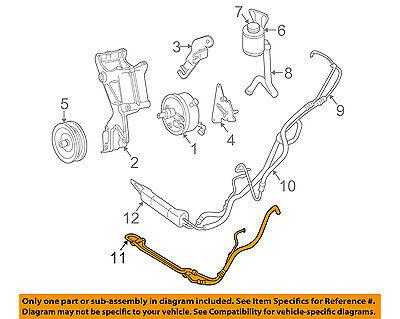 GM OEM-Power Steering Oil Cooler 26063305