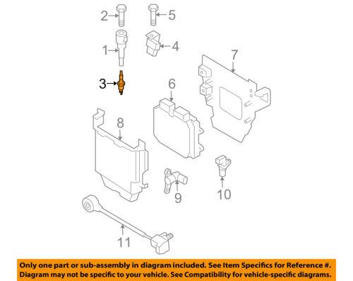 10 OEM Mazda 0000-18-B601 Spark Plugs 1986-1994 1.6L 2.2L 2.6 NGK BPR5ES-11