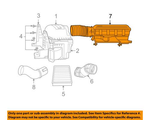 CHRYSLER OEM-Exhaust Resonator 68022170AF