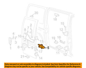 GM-OEM-Back-Door-Handle-Inside-15174097