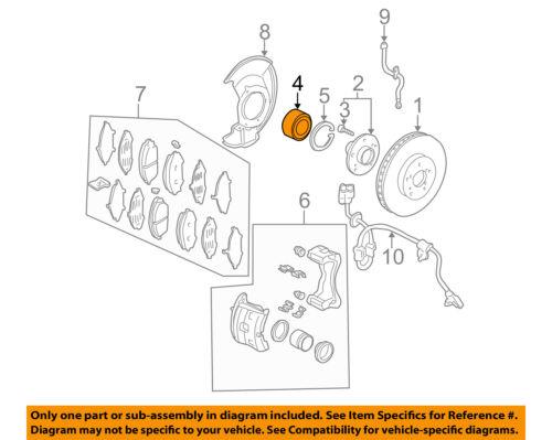 TOYOTA Genuine 74320-AC251-C1 Visor Assembly