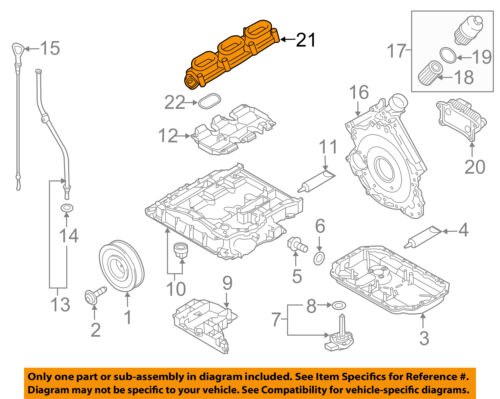 Engine Intake Manifold Cover Shell FOR Audi A4 B7 8E A6 C6 4F 2.0T 06D103925A//E
