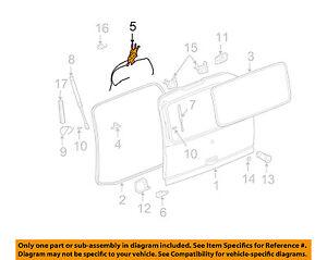 GM-OEM-Liftgate-Lock-15808595