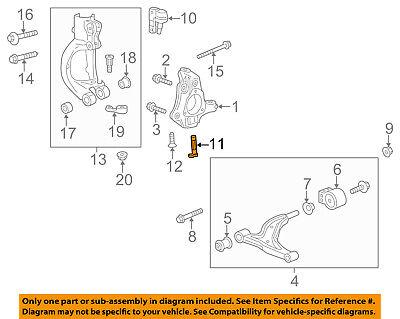 GM OEM Front Suspension-King Pin 23315420