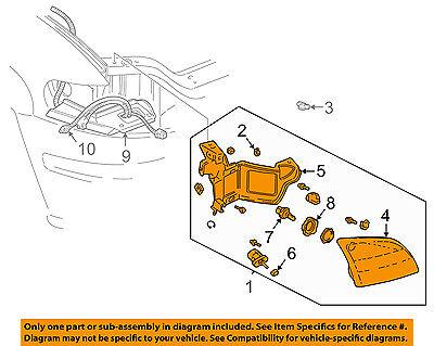 GM OEM-Headlight Assembly 10368388