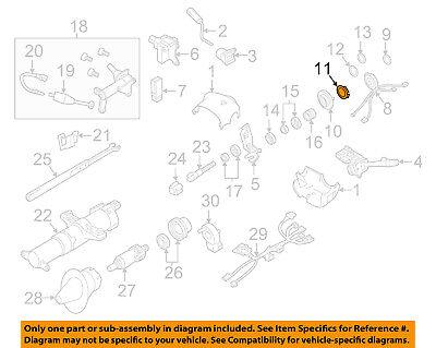 GM OEM Steering Column-Lock Plate 26049186