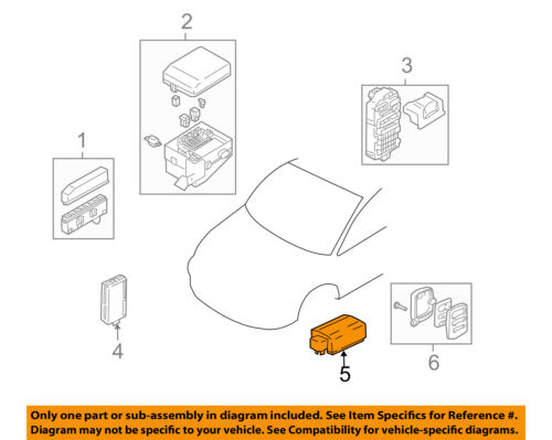 2830016010 Relay For Toyota Subaru 056700-7400 28300-16010 0567007400
