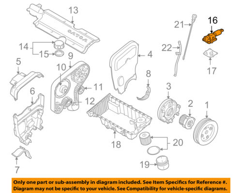 [TVPR_3874]  VOLVO OEM 02-09 S60 Variable Valve Timing-Solenoid 31355829 | eBay | 2007 Volvo S60 Engine Diagram |  | eBay