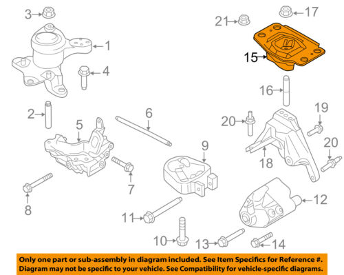 2013 Ford Fusion Engine Diagram