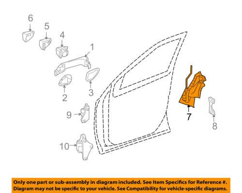 Mercedes Oem 0711 Ml350 Front Doorlock Actuator Motor 1647200935 Rhebay: 2007 Ml350 Engine Diagram At Gmaili.net