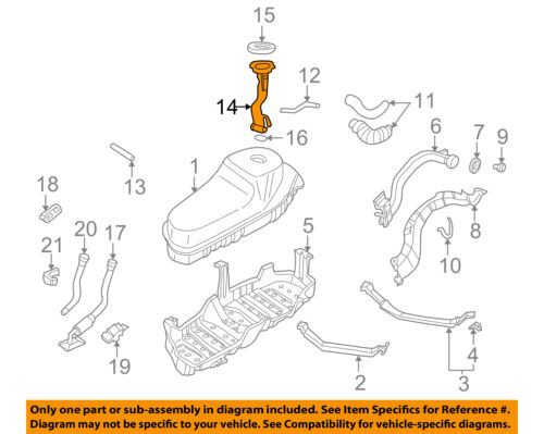 NISSAN 250601W610 GENUINE OEM SENDING UNIT